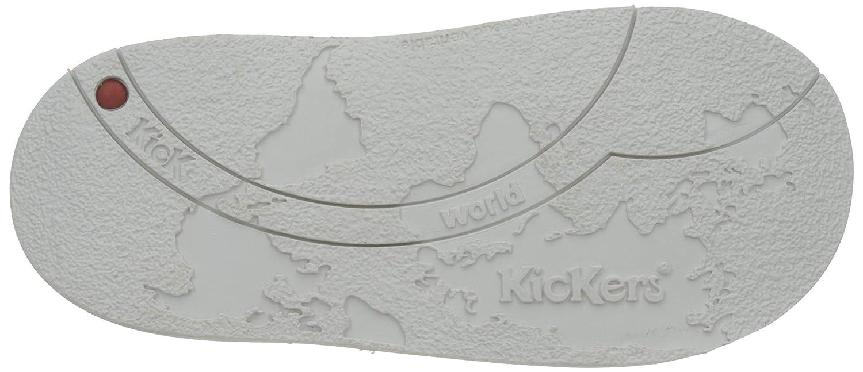 Kickers Unisex-Kinder Woopy T-Spangen Sandalen