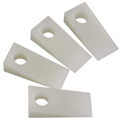 Amazon Com Plastic Lockout Wedge Kit 4 Pieces Ultra Thin Insert
