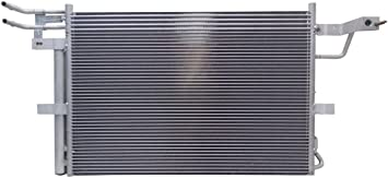 A//C AC Condenser For Ford Explorer  3911