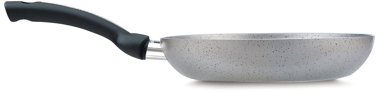 Pensofal Inducta Sartén, Aluminio, Baquelita, Acero Inoxidable, Gris, 28 cm
