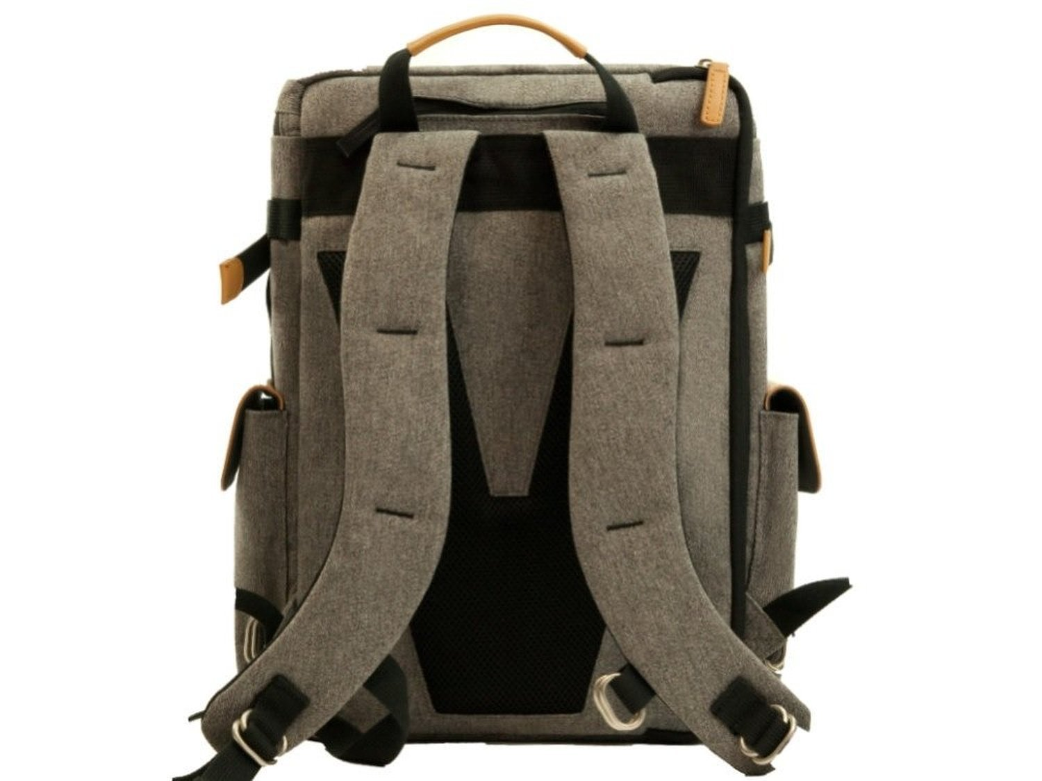 Venque Craft Co. CamPro Camera Backpack (Grey) by Venque Craft Co. (Image #3)