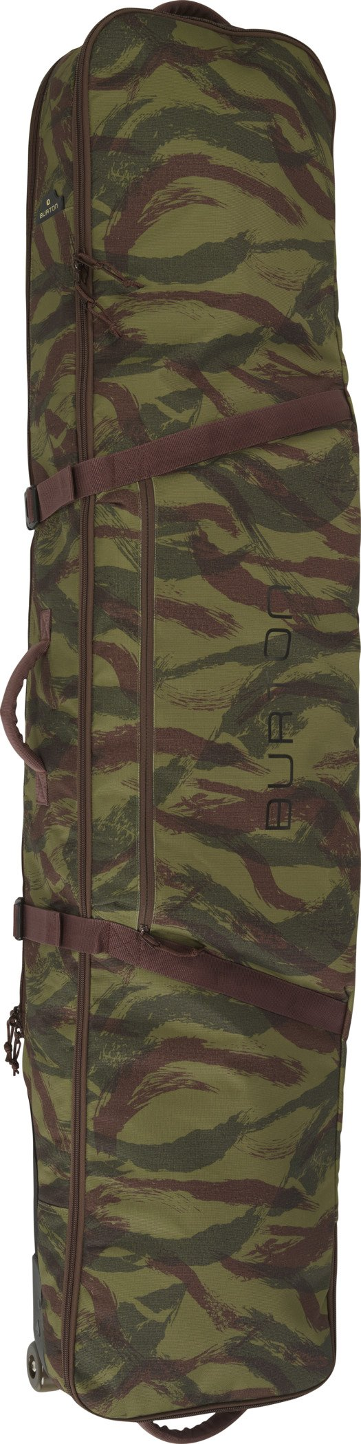 Burton Wheelie Board Bag Case Brushstroke Camo 166