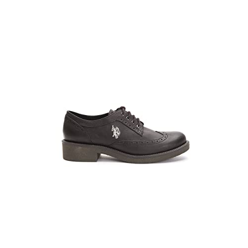 U.S.POLO ASSN. BBCTM-VERVE4167W7Y1-PARENT - Zapatos de Cordones ...