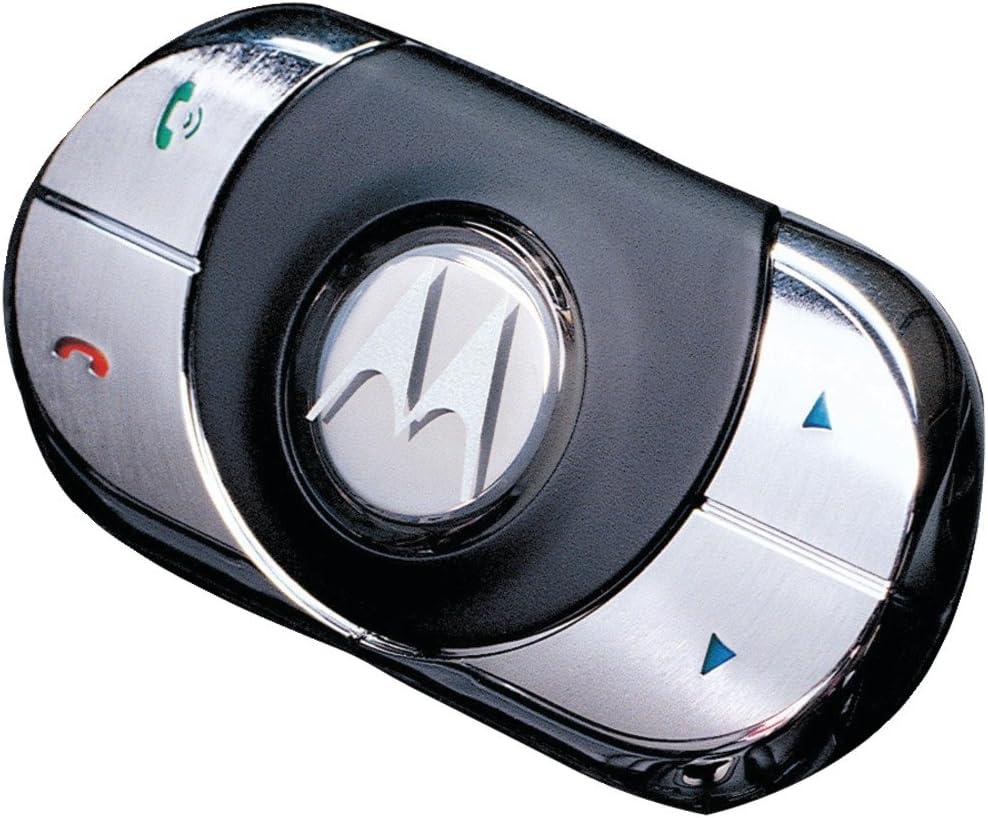 B0008IV508 Motorola 98676//98676L Motorola Bluetooth HF1000 Bluetooth Car Kit [CD] [Wireless Phone Accessory] - 1 Pack - Case - Carrier Packaging - Neutral 71E9DFB6zpL.SL1000_