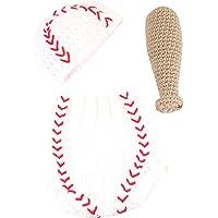 Conjunto disfraz de beisbol para niño recién nacido. /Para fotografía de recién nacido/newborn