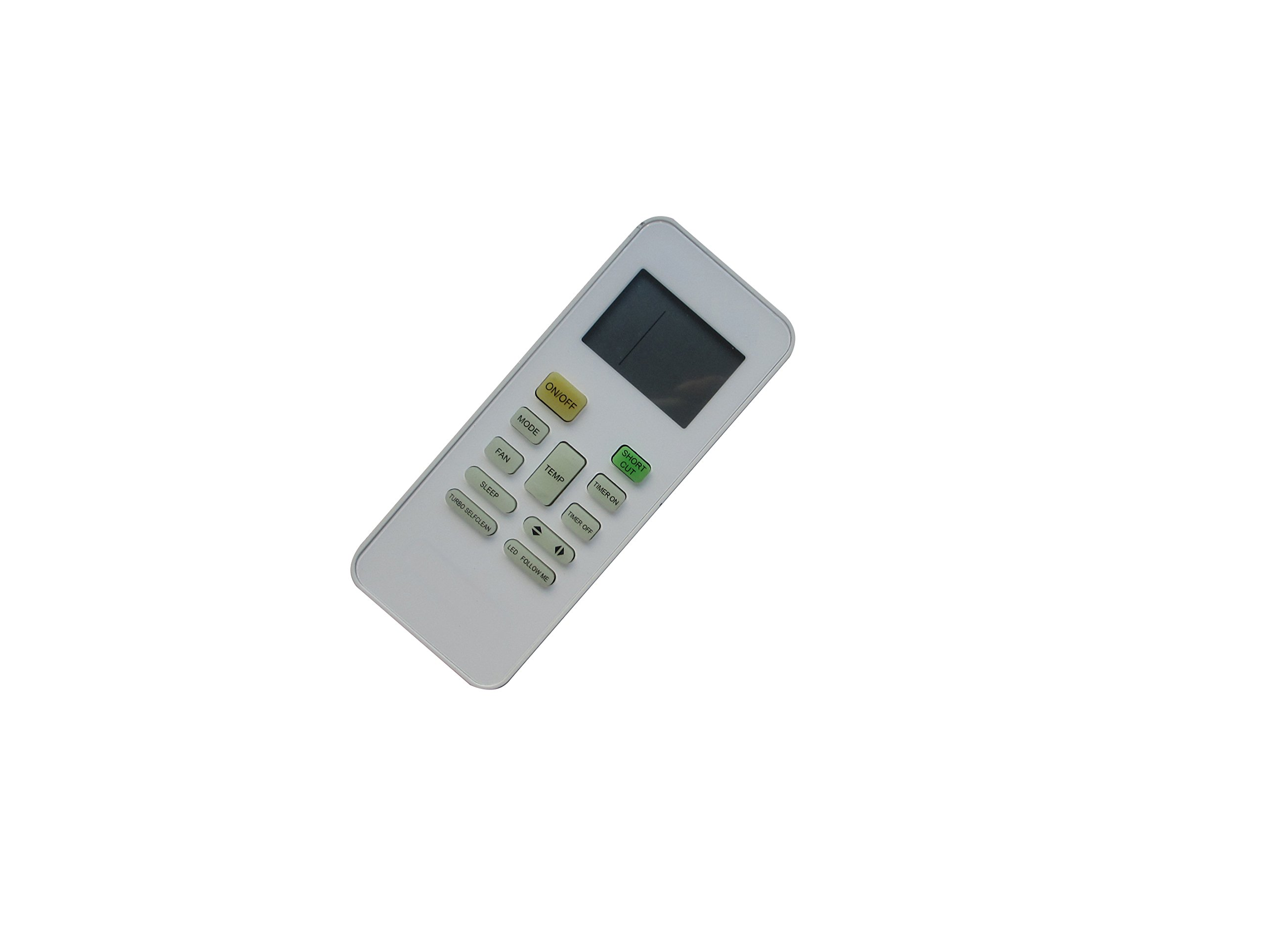 Easytry123 Remote Control For Comfort-aire RG52A1/BGEFU1 SMA09SA-0 SMH09SA-0 SMA12SA-0 SMH12SA-0 SMA18SA-1 SMH18SA-1 Air Condtioner