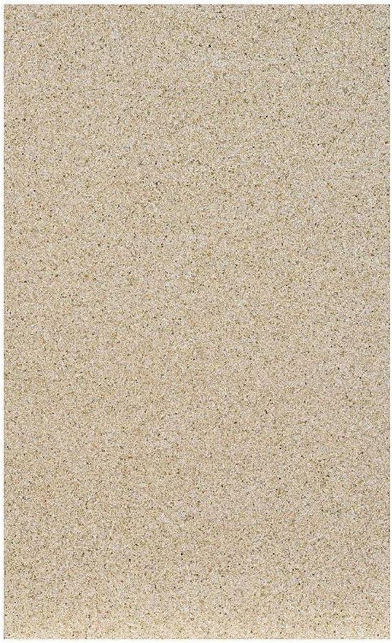 4 unidades, 400 x 300 mm, 25 mm de grosor Placas de vermiculita