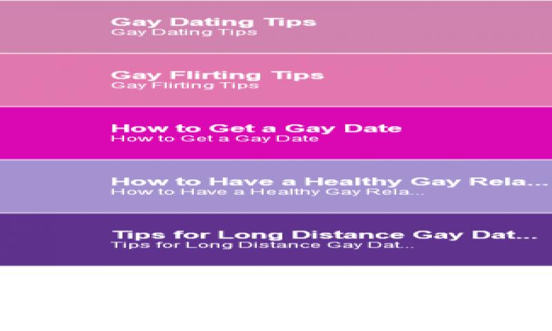 gay flirting tips