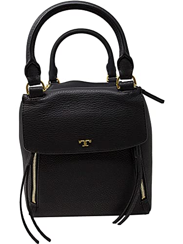 60089872e56d2 Amazon.com  Tory Burch Half-Moon Ladies Small Leather Satchel Handbag  45398001  Tory Burch  Watches