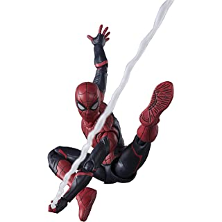 S.H.フィギュアーツ スパイダーマン アップグレードスーツ (スパイダーマン:ファー・フロム・ホーム) 約150mm ABS&PVC製 塗装済み可動フィギュア