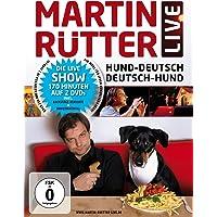 Martin Rütter - Live: Hund-Deutsch/Deutsch-Hund [2 DVDs]