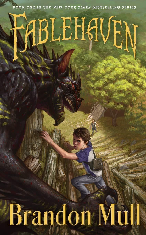 Amazon.com: Fablehaven (1) (9781416947202): Mull, Brandon, Dorman, Brandon:  Books