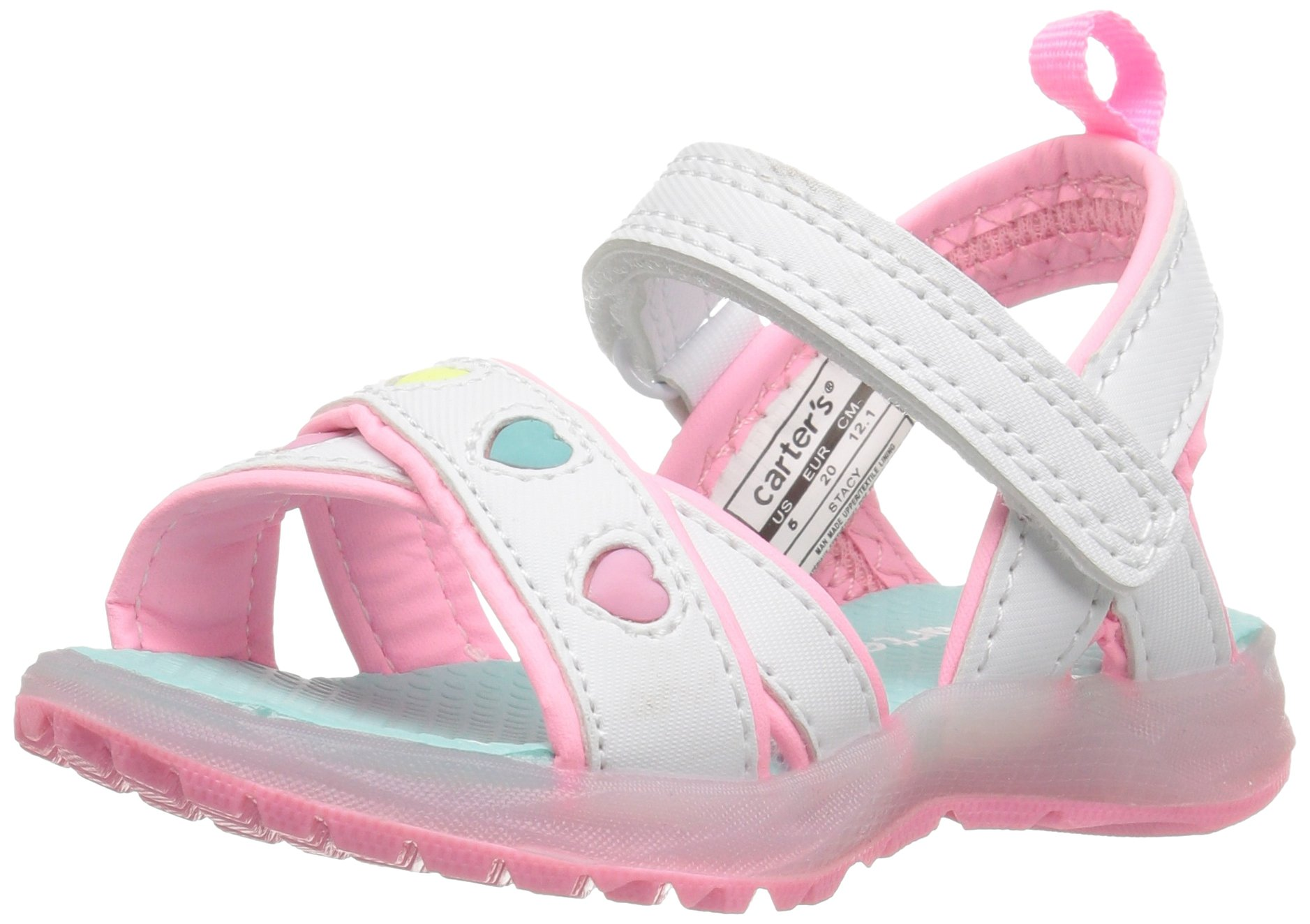 604cec81dec8 Best Rated in Baby Girls  Sandals   Helpful Customer Reviews ...