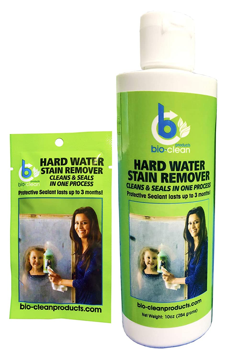 Amazon.com: Bio Clean: Hard Water Stain Remover (10 Oz) - Our ...