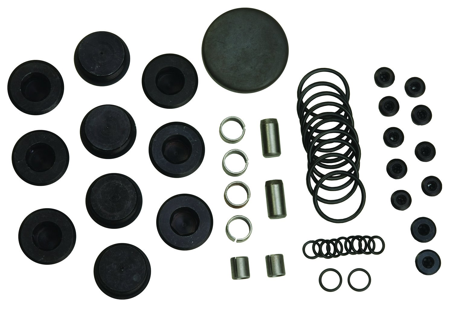 Ford Racing M-6026-A Aluminum O-Ring Style Replacement Freeze Plug Kit