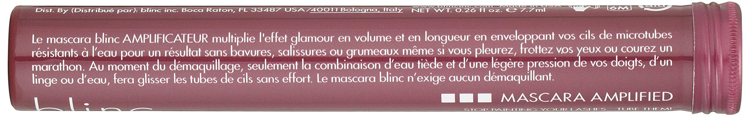 blinc Mascara Amplified, Black by blinc (Image #7)