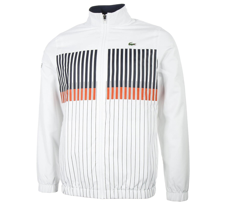 aliexpress official shop sneakers Lacoste Trainingsanzug MIT PASPELN gestreift für Herren ...