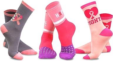 Breast Cancer Awareness Ankle Socks