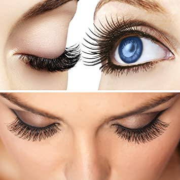 cce56a08515 Aquarius Professional 3D Triple Magnetic False Eye Lashes, Handmade lashes  to Make your life so