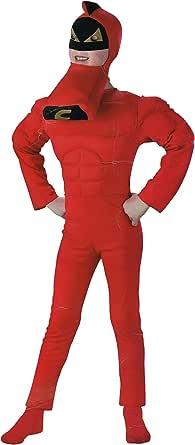 Amazon.com: Child Crimson Chin Muscle Costume (4-6): Clothing