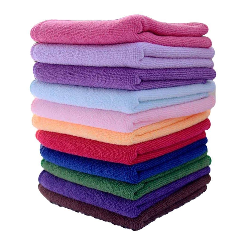Goldenfox Multifunctional Microfibre Towel Cleaning Cloth Home Kitchen Wash Duster Cloths (1 PC)
