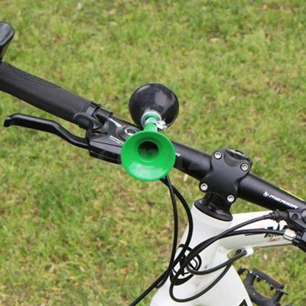 omufipw Metal Bombilla de Goma para Bicicleta