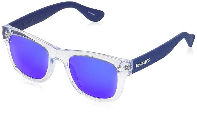 Havaianas PARATY/M Z0 QM4 50 Gafas de Sol, Azul (Crystal ...