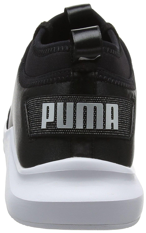 reputable site 0f50e d6c7b Puma Phenom Low Satin EP Wn s, Chaussures de Cross Femme  Amazon.fr   Chaussures et Sacs
