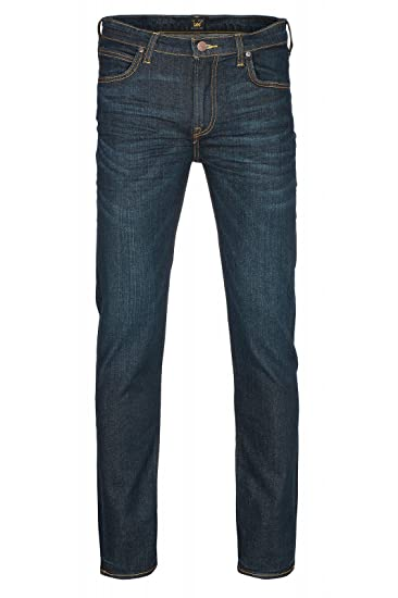 3abfbc07 Lee Arvin Regular Tapered Men's Jeans Blue L732PZCY: Amazon.co.uk: Clothing