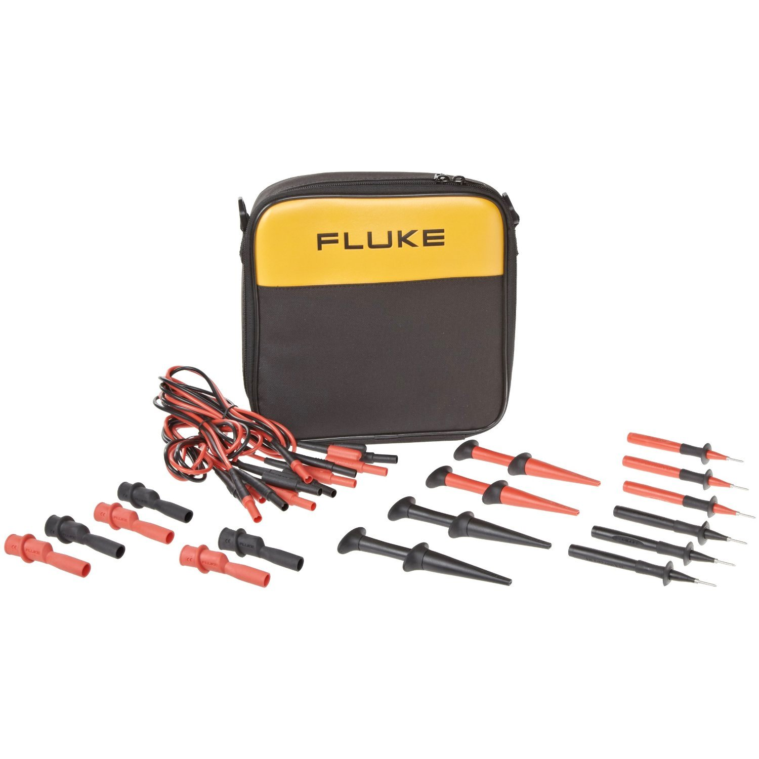 Fluke 700TLK Process Test Lead Kit For 753 754 Multi Function Process Calibrator