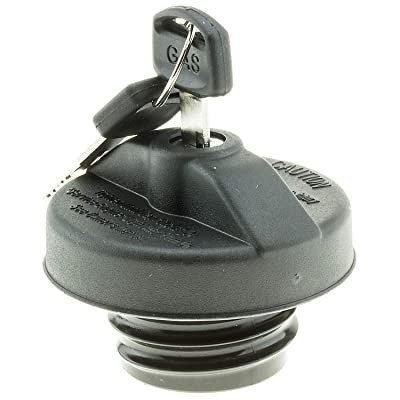 MotoRad MGC791SK Locking Fuel Cap: Automotive