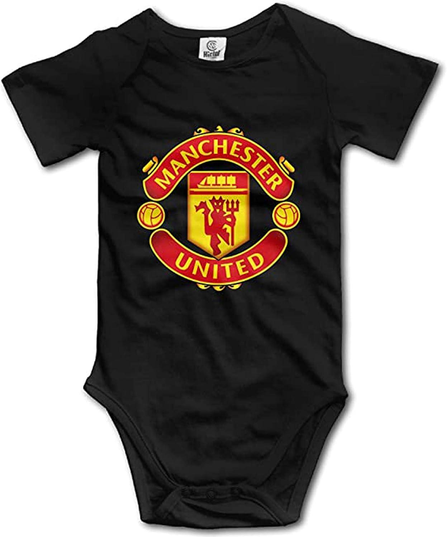 Custom BabyGrow Vest Bodysuit I Dribble For Manchester United football FC Soccer