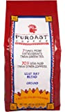 Puroast 低酸咖啡丢失艺术混合滴水研磨,2.5 磅袋