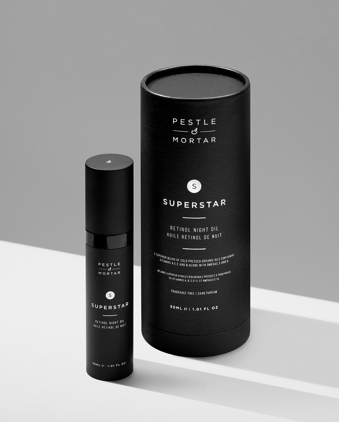 Pestle & Mortar Superstar Retinol Night Oil 30ml by Pestle & Mortar (Image #1)