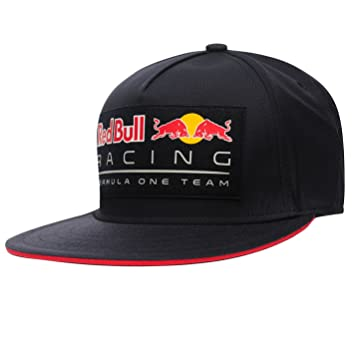 e3ce59dec48 Red Bull Racing Adult Puma Lifestyle Flat Brim 2018 Cap