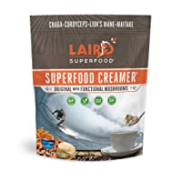 Laird Superfood Original Creamer with Functional Mushrooms - Nourishing and Energizing...