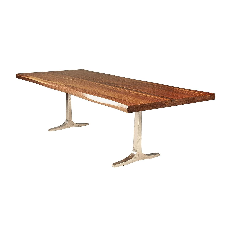 Amazon.com - Saloom Furniture Saloom Apollo 42x96-inch Rectangular ...