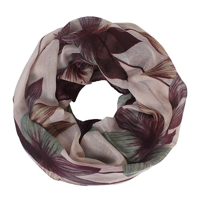 Loopschal in vielen Farben Loop Halstuch Schal