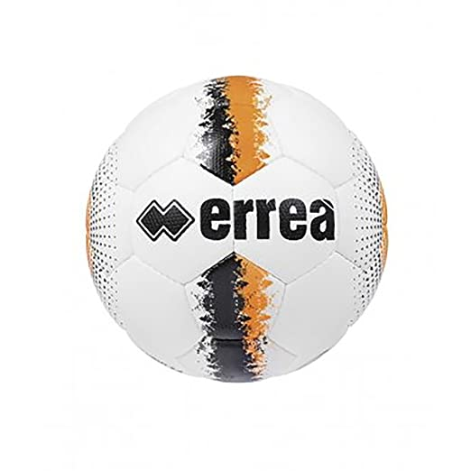 5fe5854085523 Amazon.com: Errea Mercurio 2 Soccer Ball (5) (White/Fluorescent ...