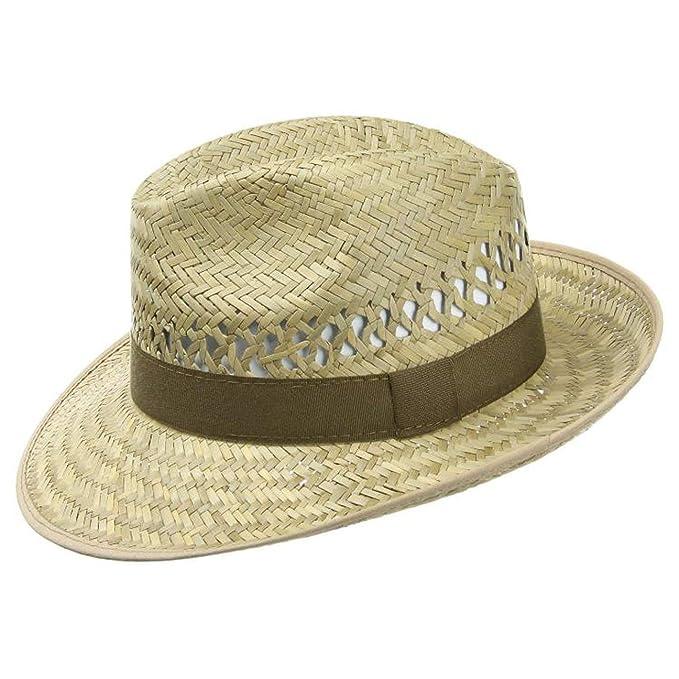 Ringraziamento per il Raccolto cappello da giardiniere cappello fedora  paglia  Amazon.it  Abbigliamento b554f64a4a0f