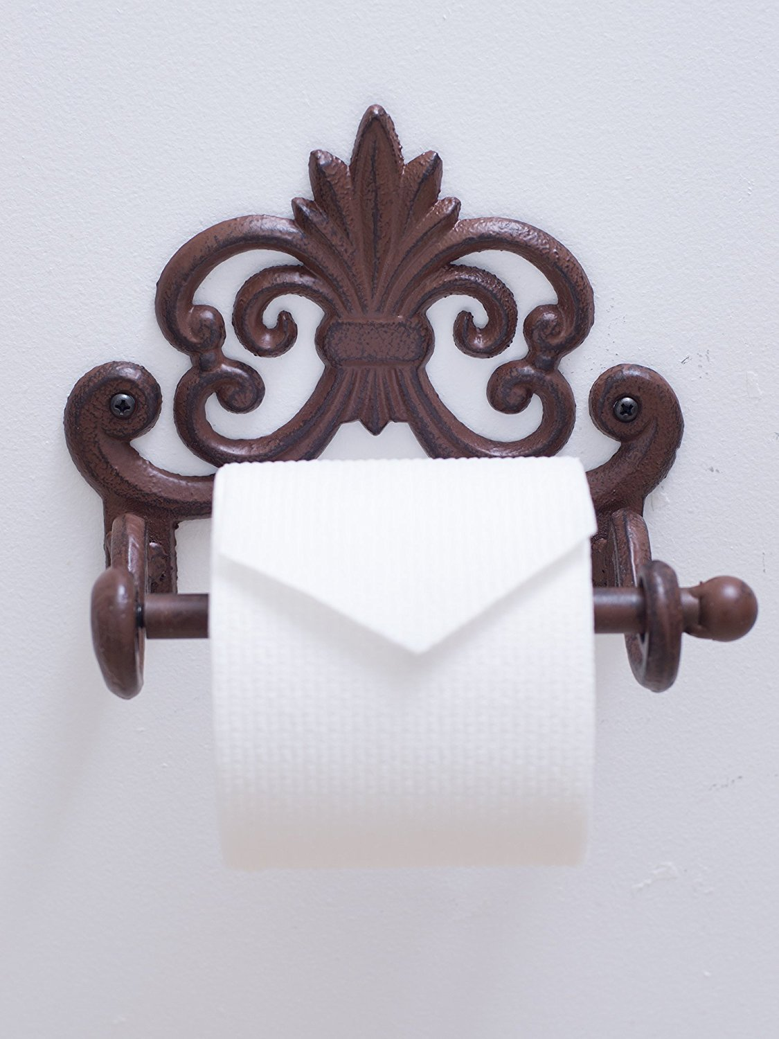 100 Country Style Paper Towel Holder Guest Bathroom