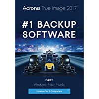 Acronis True Image 2017 for 5 Devices