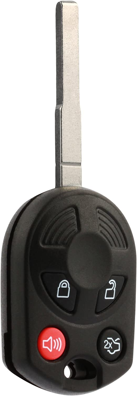 OUCD6000022 164-R8007 Key Fob Keyless Entry Remote fits Ford Escape Fiesta Transit Connect 2011-2016 High Security