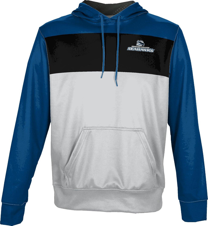 ee44252dfee ProSphere Broward College Men's Pullover Hoodie - Prime at Amazon Men's Clothing  store: