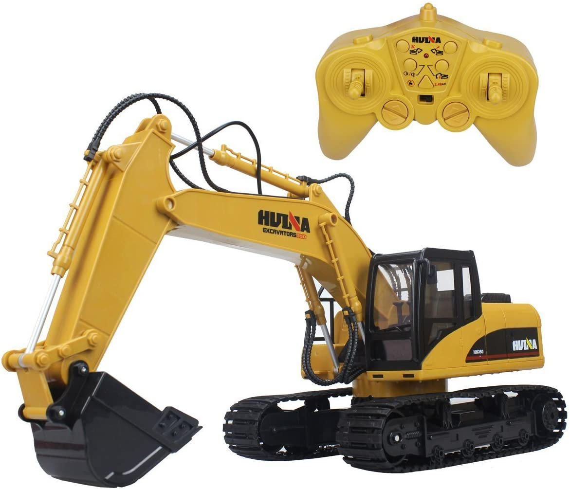 Best RC Construction Vehicles Reviews – Let Your Kids Build Things 1