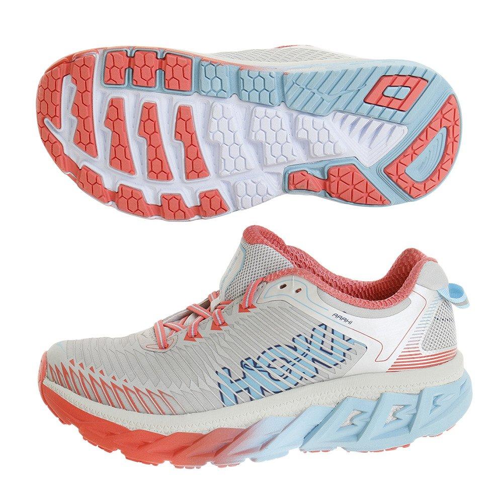 8dc611f00deaa HOKA ONE ONE Arahi Running Shoe - Micro Chip/Dubarry - Womens - 8