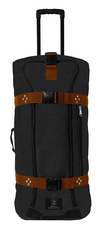 クラブグローブRolling Duffle III XL Travel Luggage B01GKB1JRA Black/Copper Black/Copper