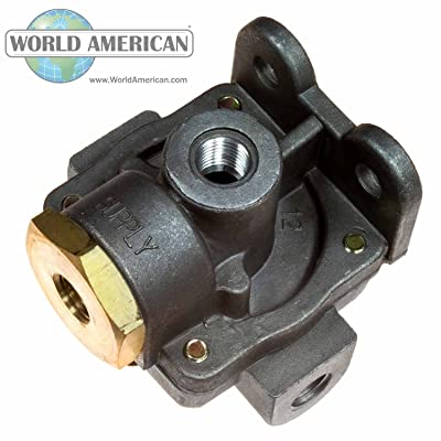 World American WA289182 Relay Valve: Automotive