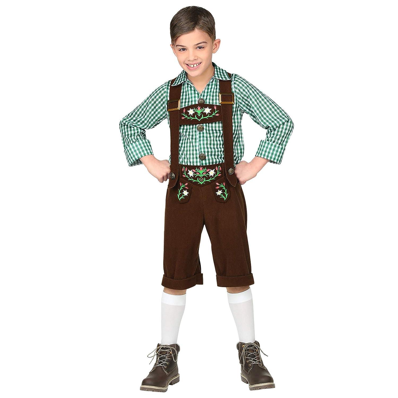 WIDMANN Disfraz de Tirolés Mirko para niño T-2/3 años: Amazon.es ...