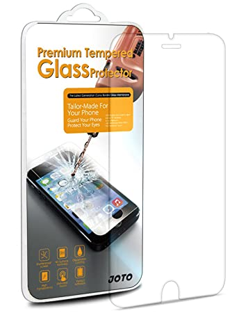 iphone 6s tempered glass screen protector also fit iphone 6 47 inch real glass amazoncom tempered glass